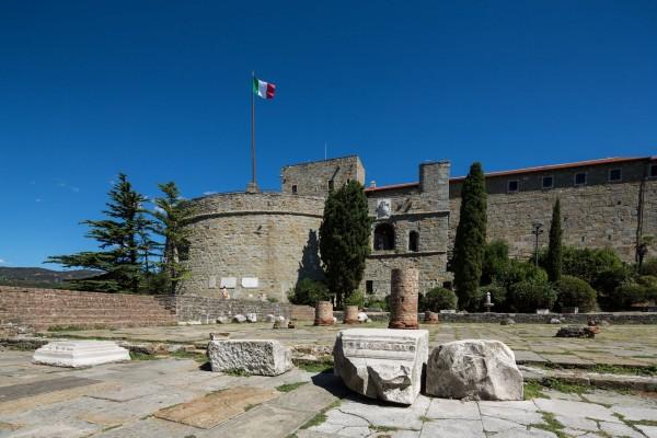 Castello di San Giusto, ph Massimo Crivellari