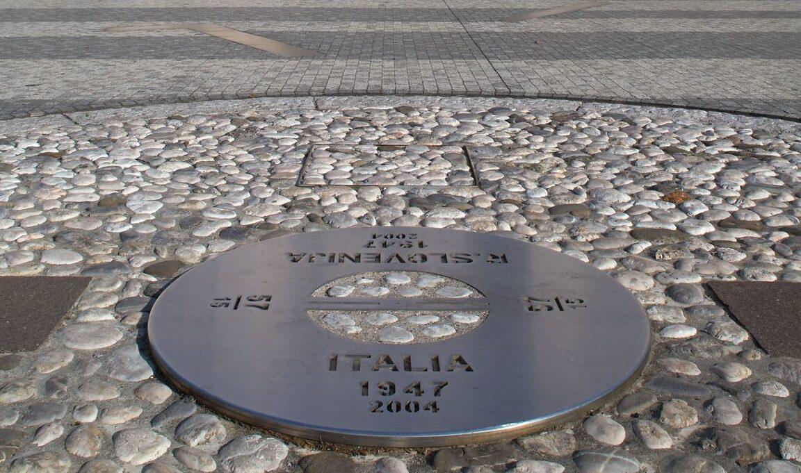 Gorizia, Piazza della Transalpina_ph Luigi Vitale